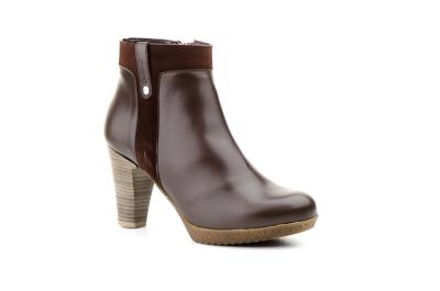 Ботильоны AGATHA SHOES - 21914 Marron